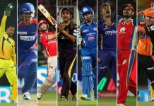 IPL Team's with 200+ Score